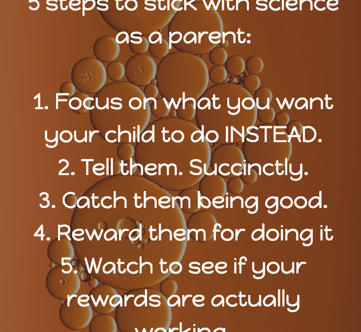 Is there a science to this parenting gig?