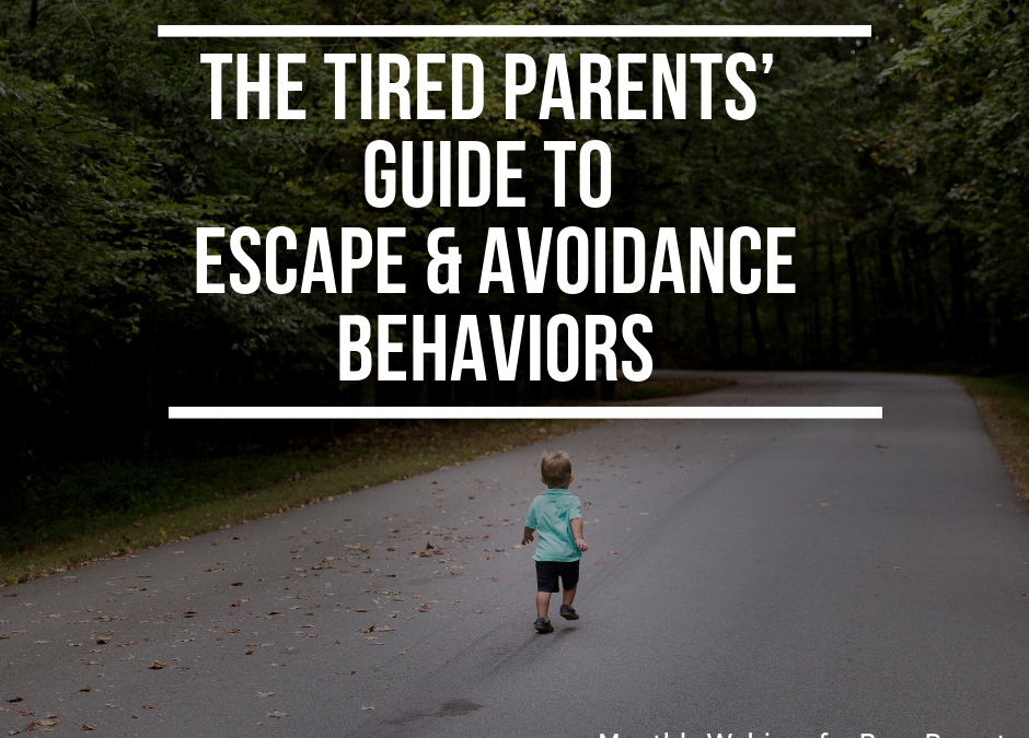 New webinar for busy parents!