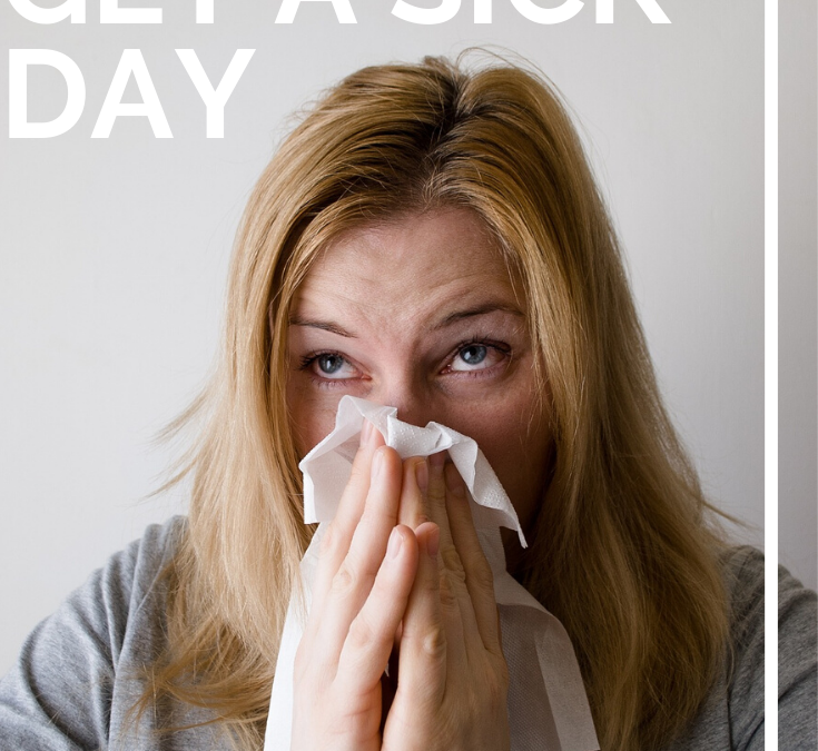 Moms Don't Get a Sick Day